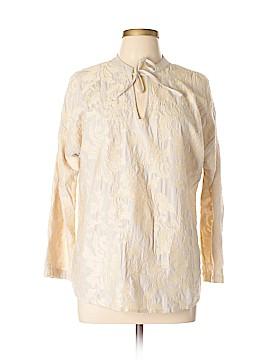 Sundance 3/4 Sleeve Blouse Size L