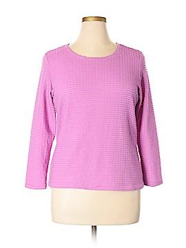 Rafael Long Sleeve Top Size XL
