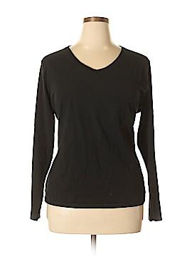 Hanes Long Sleeve T-Shirt Size XXL
