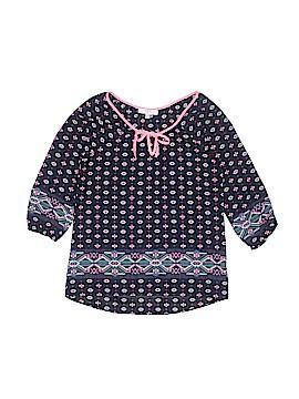 Moa Moa Girls 3/4 Sleeve Blouse Size L (Kids)