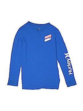 Hurley Long Sleeve T-Shirt Size 12 - 13