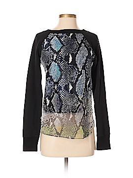Diane von Furstenberg Long Sleeve Top Size P