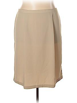 Kathie Lee Casual Skirt Size 20 (Plus)
