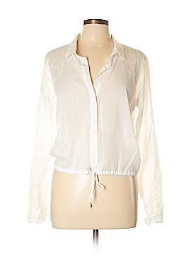 Cloth & Stone Long Sleeve Button-Down Shirt Size L