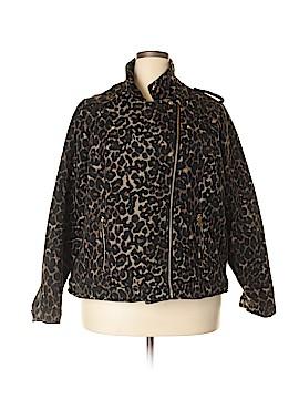 Charlotte Russe Coat Size 3X (Plus)