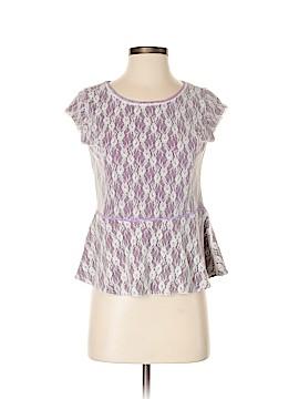Matilda Jane Short Sleeve Blouse Size S