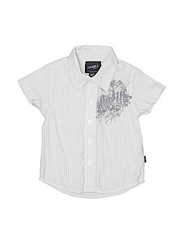 O'Neill Short Sleeve Button-Down Shirt Size 2T