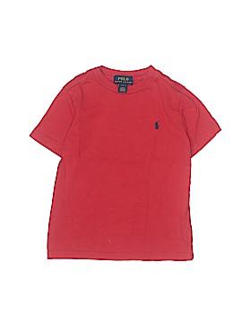 Ralph Lauren Short Sleeve T-Shirt Size 4