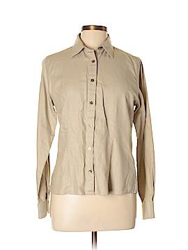 Cutter & Buck Long Sleeve Button-Down Shirt Size M