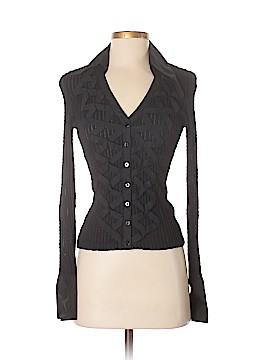 Blanc Nature Long Sleeve Button-Down Shirt Size 38 (EU) (Tall)