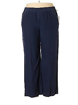 Coldwater Creek Silk Pants Size 2X (Plus)