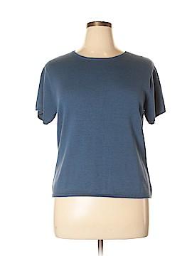 Eddie Bauer Short Sleeve Top Size XL