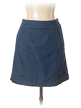Ann Taylor LOFT Denim Skirt 28 Waist