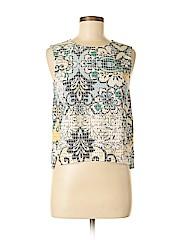 Zara Basic Women Sleeveless Blouse Size XS