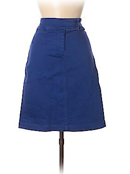 Talbots Denim Skirt Size 8