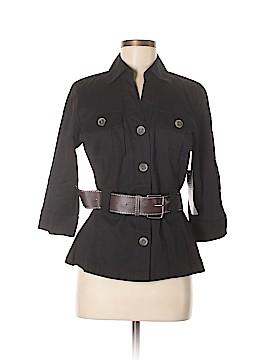Millenium 3/4 Sleeve Button-Down Shirt Size M