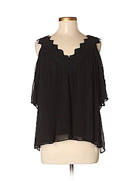 Love Sam Short Sleeve Blouse Size M
