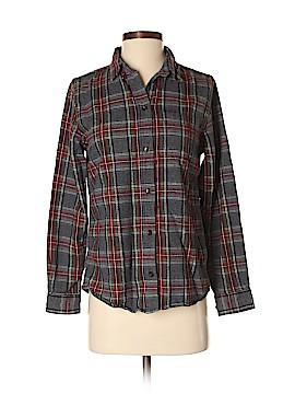 L.L.Bean Long Sleeve Button-Down Shirt Size XS