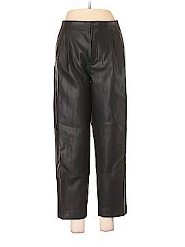 Banana Republic Faux Leather Pants Size 8