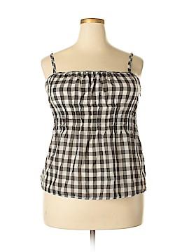 New York & Company Sleeveless Blouse Size 16