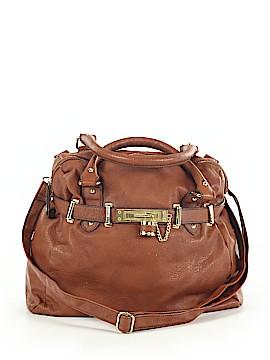 Steve Madden Leather Satchel One Size