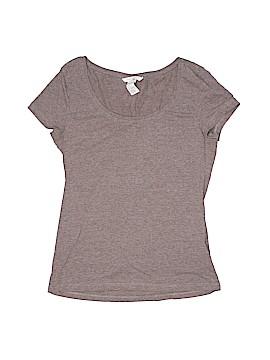 Basic Style Sleeveless T-Shirt Size S