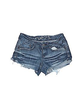 Rue21 Denim Shorts Size 0 - 1