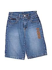 Fubu Boys Denim Shorts Size 5