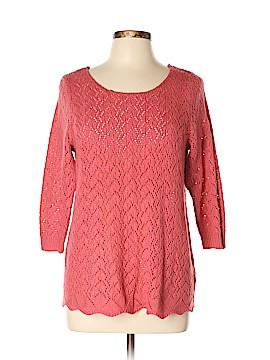 Debbie Morgan 3/4 Sleeve Top Size L
