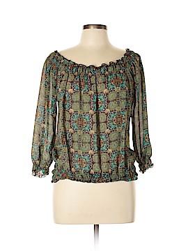 Nicola 3/4 Sleeve Top Size M