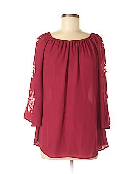 2B 3/4 Sleeve Blouse Size S