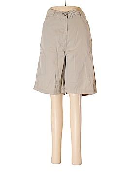 J.jill Khaki Shorts Size 14 (Petite)