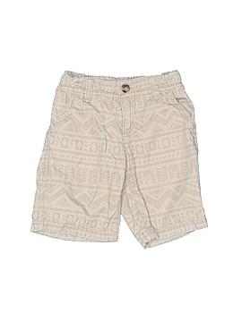 Crazy 8 Khaki Shorts Size 3T