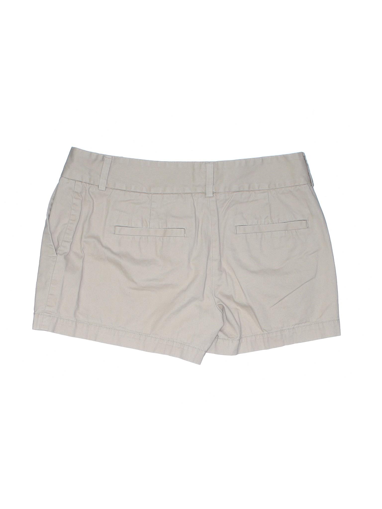 Ann Boutique Khaki LOFT Shorts Taylor TTqdwfxrg