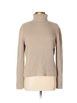 Ann Taylor Factory Turtleneck Sweater Size L