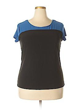 Bleeker & McDougal Short Sleeve T-Shirt Size 1X (Plus)