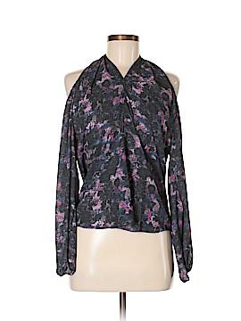 Veronica M. Long Sleeve Blouse Size M