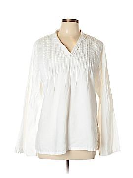 Isabella Bird Long Sleeve Blouse Size L
