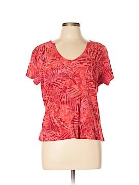 Kim & Cami Short Sleeve T-Shirt Size L