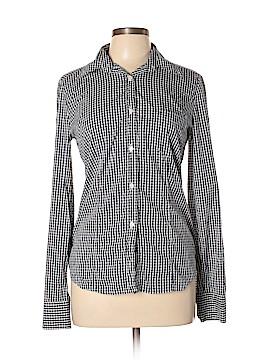 Gant Long Sleeve Button-Down Shirt Size 8
