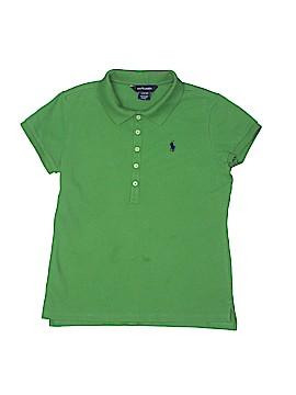 Ralph Lauren Short Sleeve Polo Size 12 - 14
