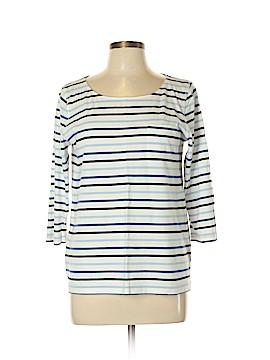 Van Heusen 3/4 Sleeve T-Shirt Size L