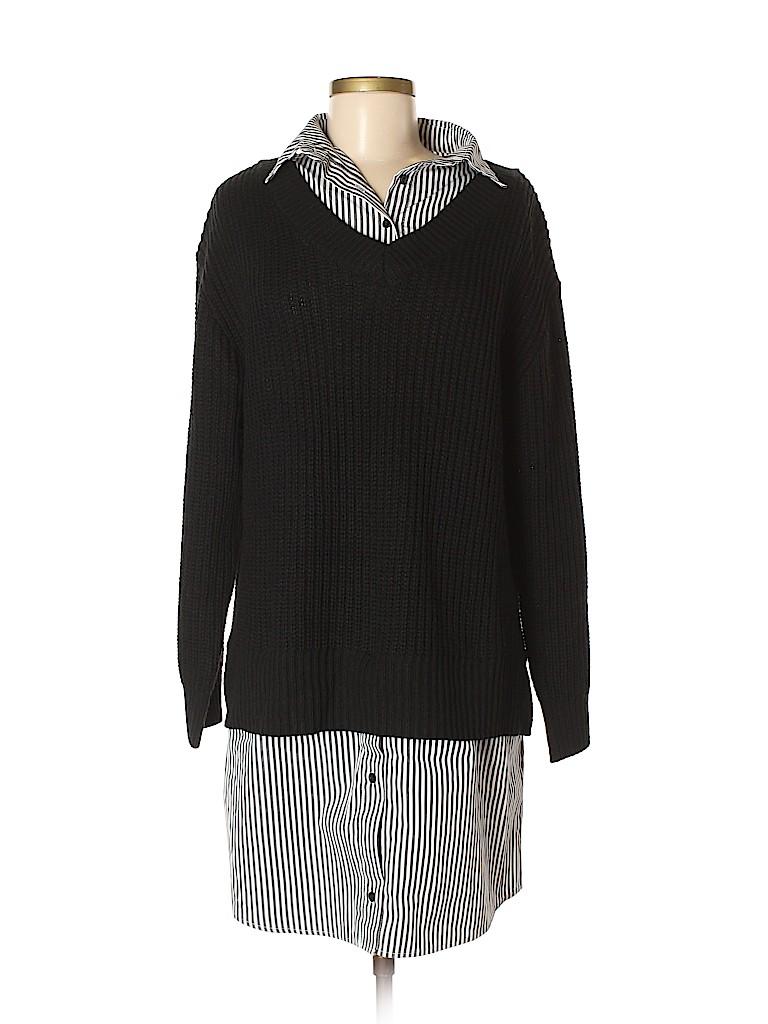 RYU RYU Clothing Women Long Sleeve Button-Down Shirt Size 3X (Plus)