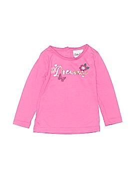 Little Lass Long Sleeve T-Shirt Size 18 mo