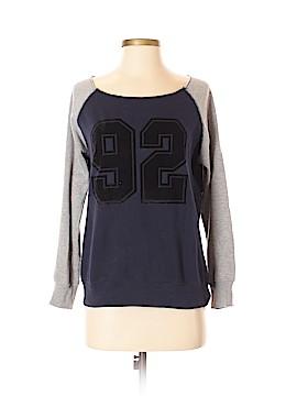 Rosette Sweatshirt Size S