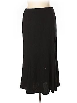 Lauren by Ralph Lauren Silk Skirt Size XL