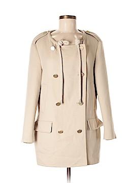 Max Mara Wool Coat Size Med (2)
