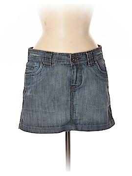 Trf Denim Rules Denim Skirt Size 6