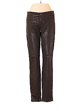 Rich & Skinny Faux Leather Pants 27 Waist