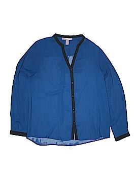 Love 21 Long Sleeve Blouse Size M